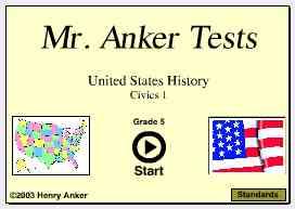 Mr  Anker Tests Social Studies