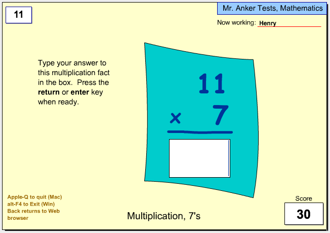 Mr. Anker Tests MultiMasters